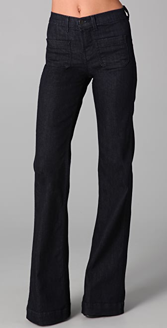 J Brand Bette Wide Leg Trouser Jeans | 15% off first app purchase ...