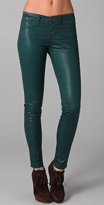 J Brand 901 Coated Legging Jeans