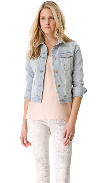 J Brand Slim Fitted Denim Jacket | SHOPBOP SAVE UP TO 25% Use Code ...