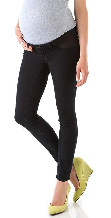 J Brand Mama J Skinny Maternity Jeans