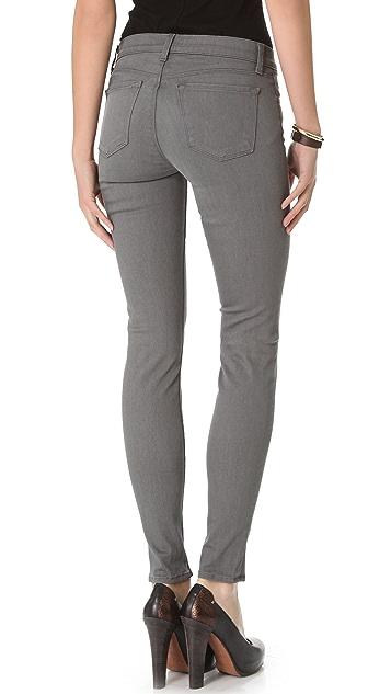 J Brand Super Skinny Jeans