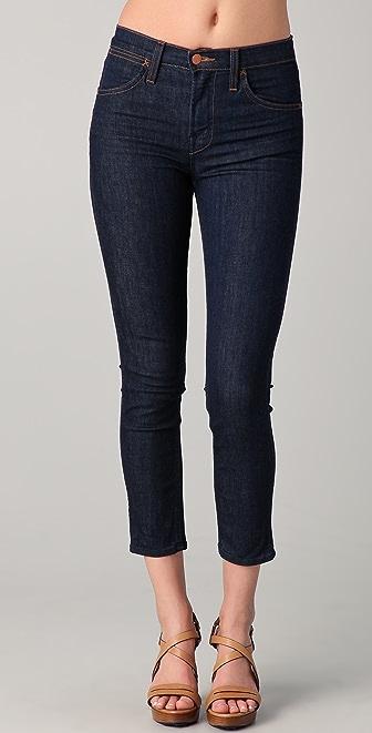 J Brand Kori High Rise Capri Jeans | SHOPBOP