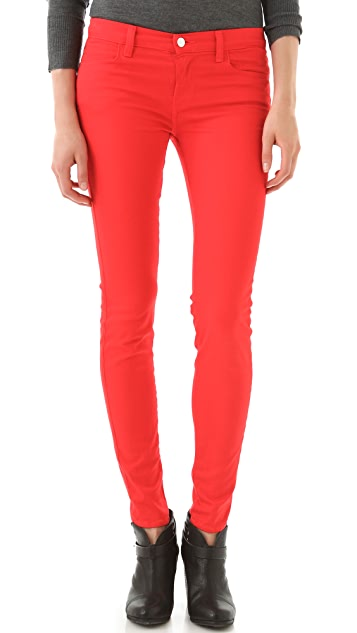 J Brand Power Stretch Legging Jeans