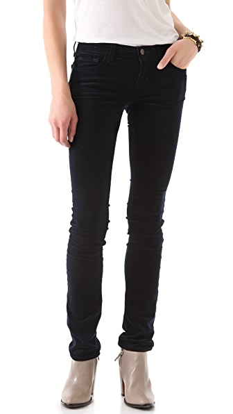 J Brand 612 Pencil Leg Corduroy Pants