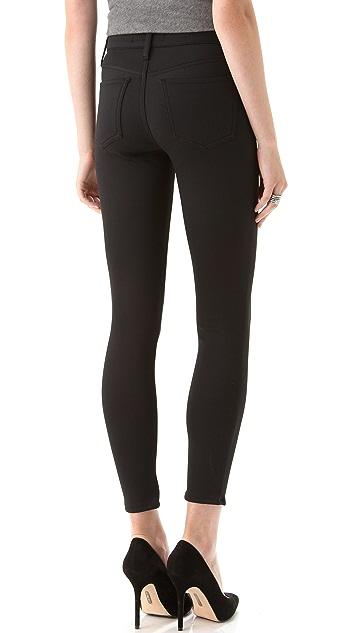 J Brand Super Skinny Scuba Pants