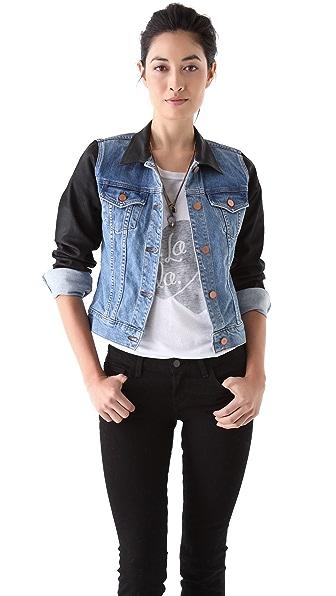 J Brand Slim Denim Jacket | SHOPBOP