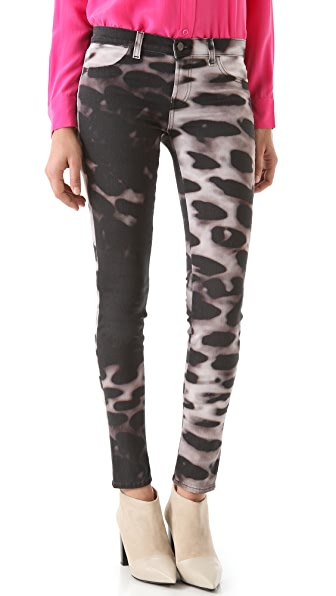 J Brand Power Stretch Skinny Jeans