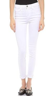J Brand Maria High Rise Legging Jeans