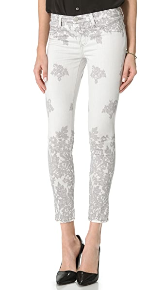 J Brand 801 Powerstretch Legging Jeans
