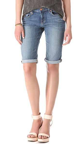 J Brand 1049 Low Rise Cuffed Shorts