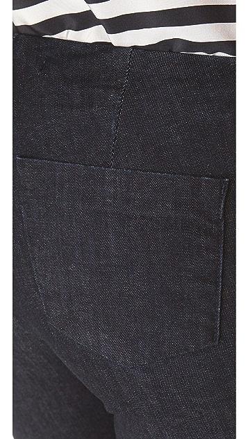 J Brand 850 Clean Capri Jeans
