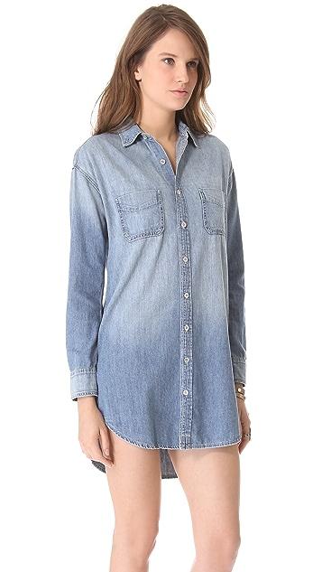 J Brand Marlow Shirtdress