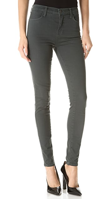 J Brand Maria High Rise Powerstretch Jeans