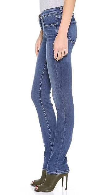 J Brand 811 Mid Rise Rail Jeans