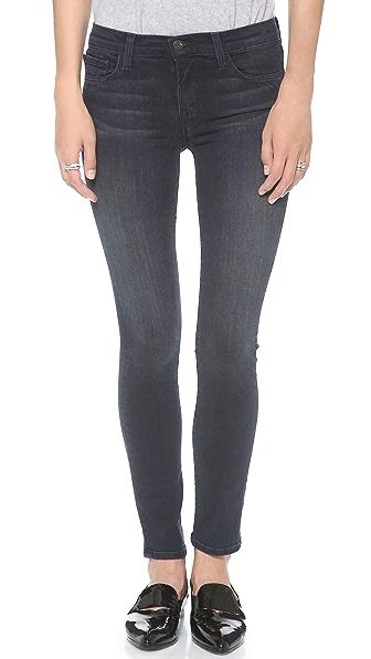 J Brand 811 Photo Ready Mid Rise Skinny Jeans