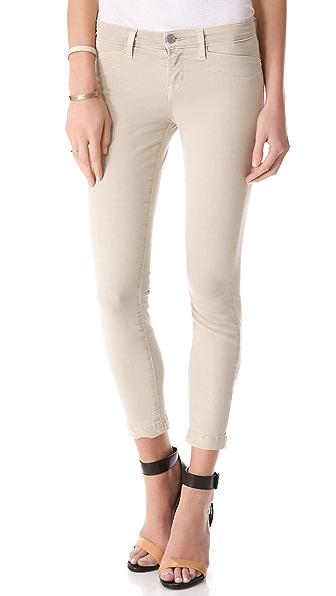 J Brand Harper Slant Pocket Capri Pants