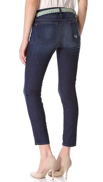 J Brand 835 Mid Rise Jeans