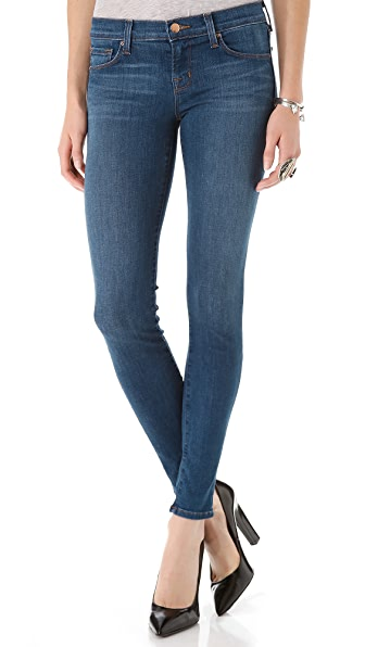 J Brand 910 Low Rise Skinny Jeans | SHOPBOP