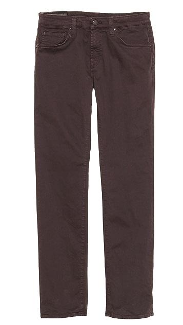 J Brand Kane Garment Dye 8.6oz Jeans