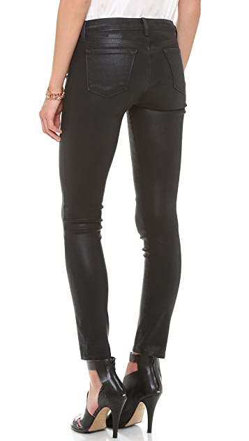 J Brand 811 Mid Rise Stocking Jeans