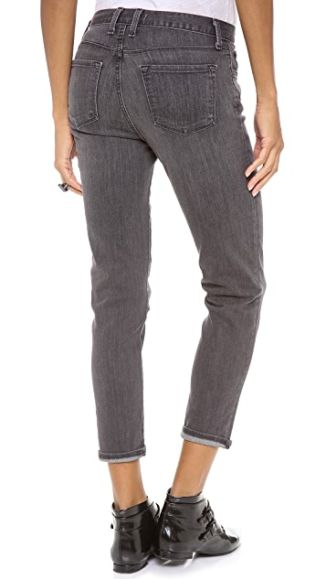 J Brand 9063 Mid Rise Skinny Slouch Jeans