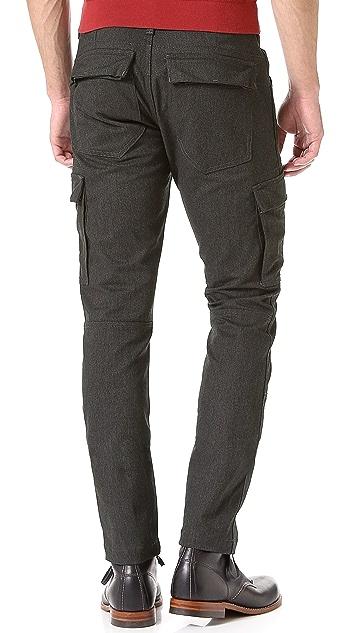 J Brand Clean Trooper Cargo Pants