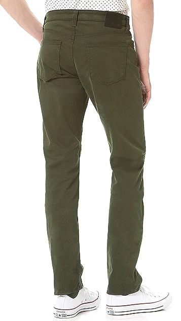 J Brand Kane Slim Straight Jeans