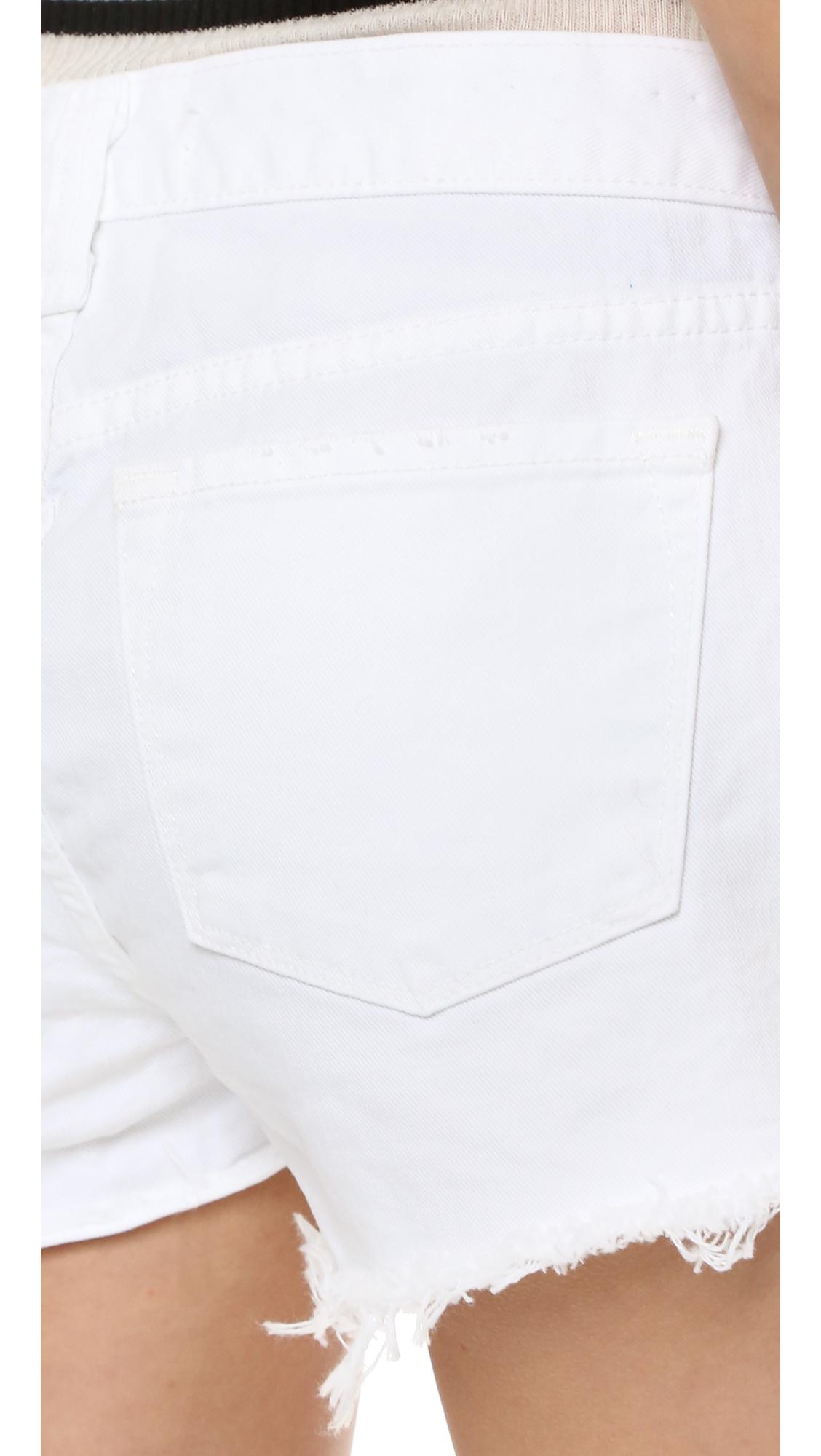 Обрезанные шорты 1046 J Brand  (JBRAN4063837780103)