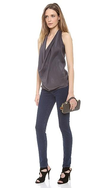 J Brand 915 Lowrise Super Skinny Jeans
