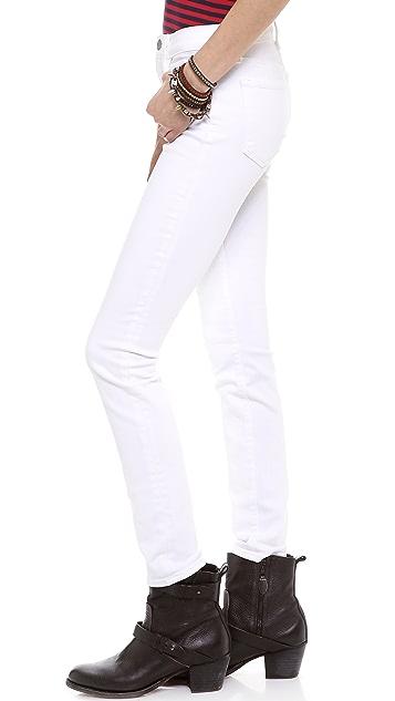J Brand 811 Midrise Skinny Jeans