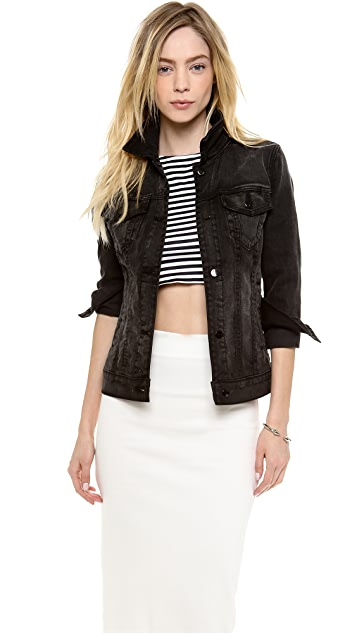 J Brand 4004 Blacx Jacket