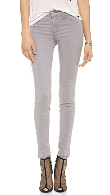 J Brand 485 Midrise Super Skinny Jeans