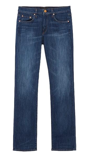 J Brand Kane 10.25oz Slim Straight Jeans