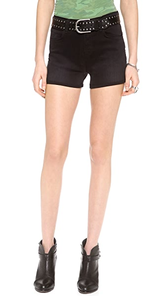 J Brand 1285 Leigh High Rise Shorts
