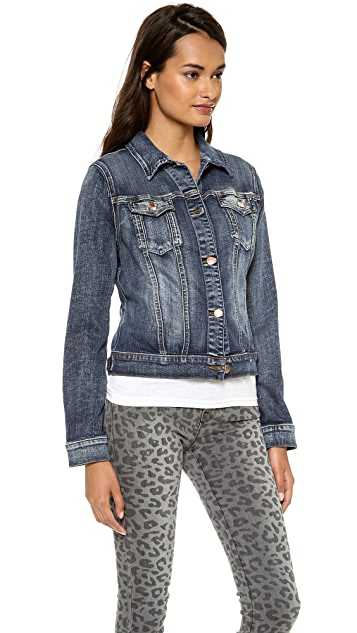 J Brand 405 Classic Denim Jacket
