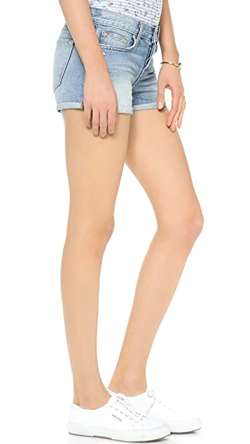 J Brand 1161 Patti Shorts