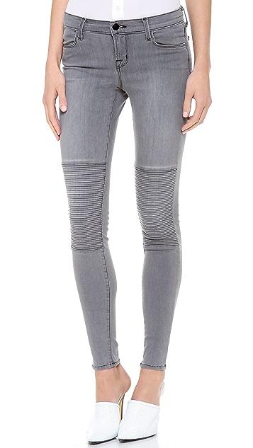 J Brand Nicola Moto Jeans