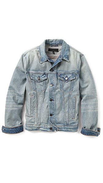 J Brand Lowell Denim Jacket