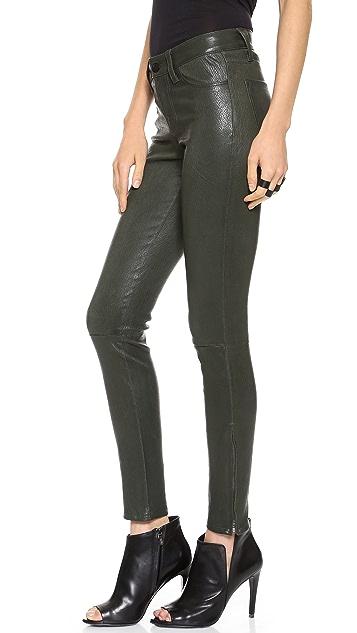 J Brand L8001 Leather Pants