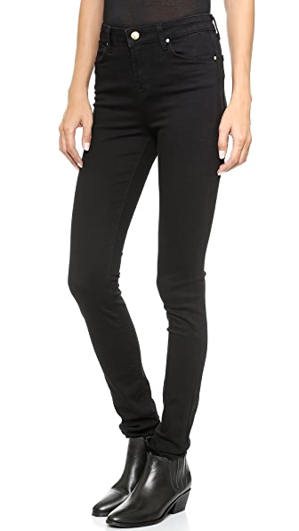 J Brand 212 Bardot Stacked Photo Ready Skinny Jeans