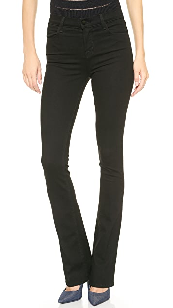 J Brand 8017 Remy Boot Cut Jeans