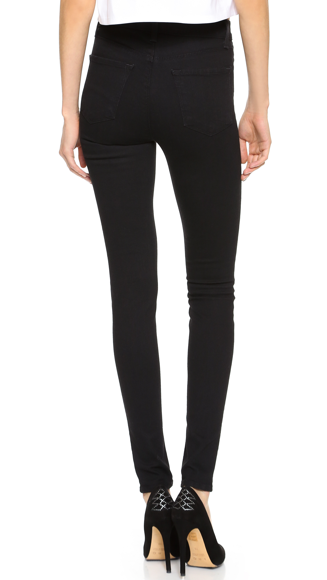 J Brand Maria High Rise Photo Ready Jeans | SHOPBOP Extra 25% Off ...