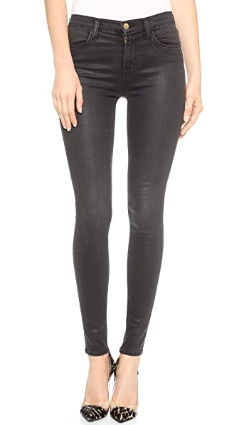 J Brand High Rise Maria Jeans
