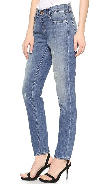 J Brand Jake Boyfriend Jeans