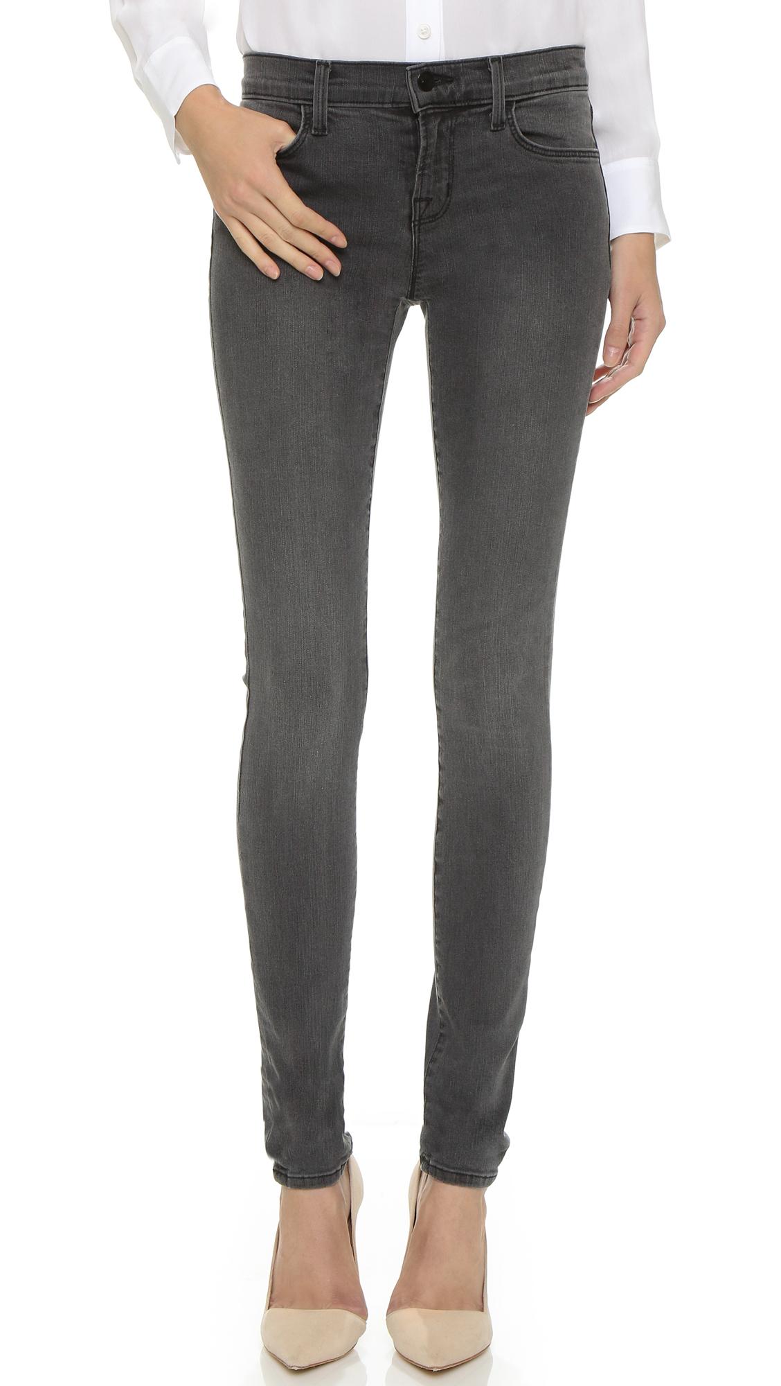 Cheap monday jeans schwarz damen