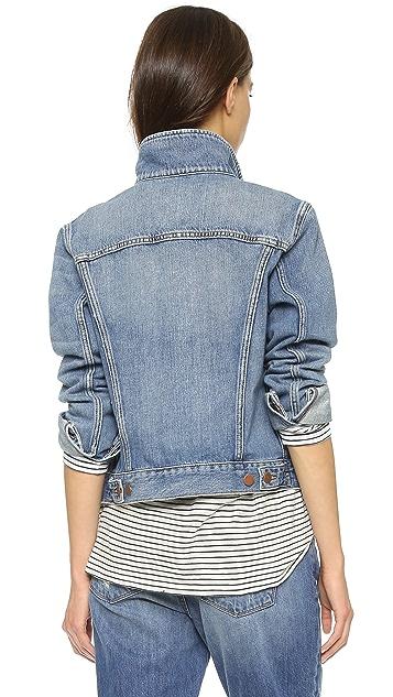 J Brand Gene Shrunken Jacket