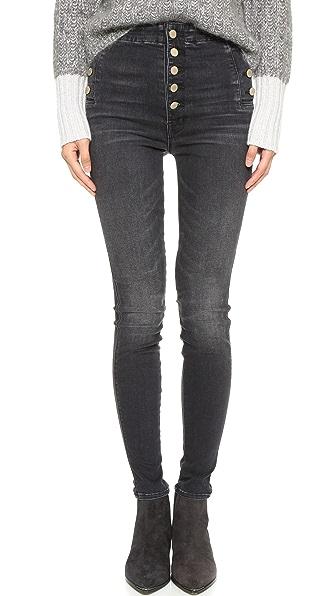 J Brand Natasha Sky High Skinny Jeans | SHOPBOP
