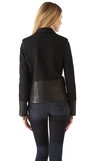 J Brand Ready-to-Wear Alberta Pea Coat