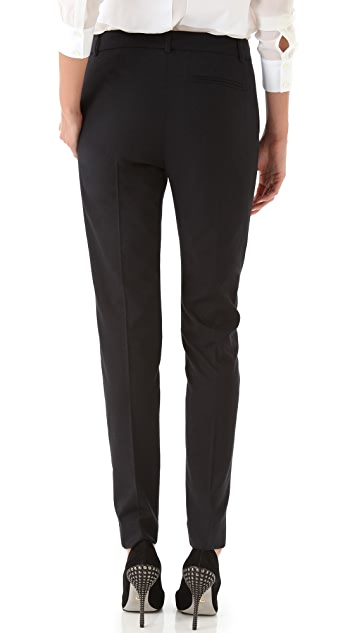 J Brand Ready-to-Wear April Pleated Trousers