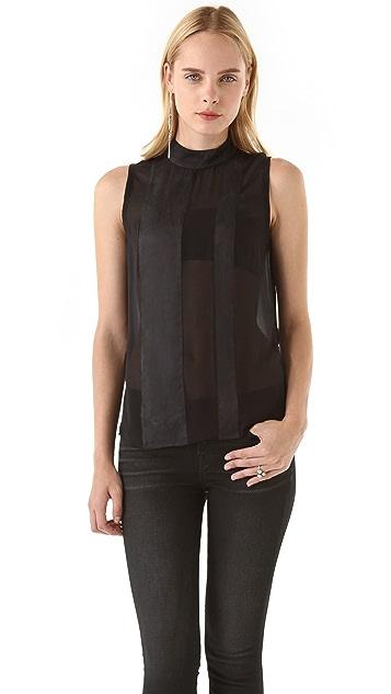 J Brand Ready-to-Wear Adriana Blouse